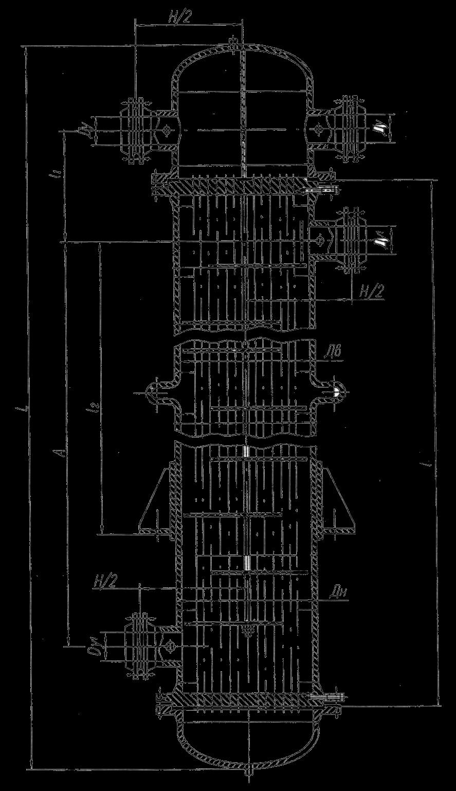 Теплообменник типа тк Пластинчатый теплообменник Машимпэкс (GEA) NT 250S Архангельск