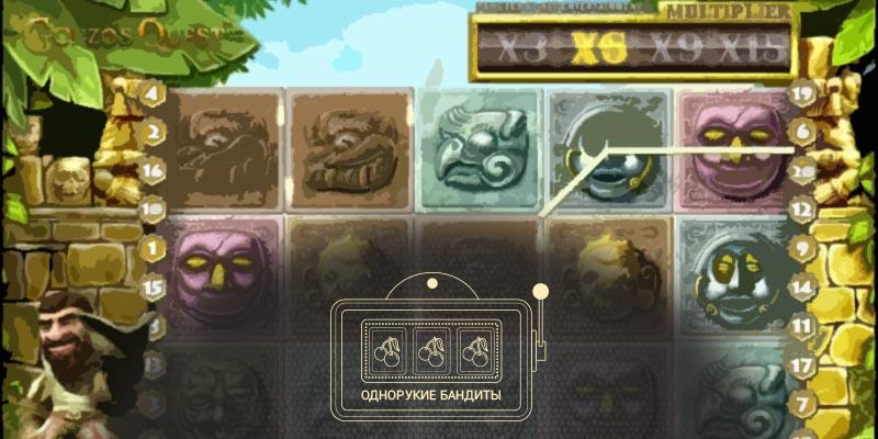 Бесплатные игры онлайн однорукий бандит -