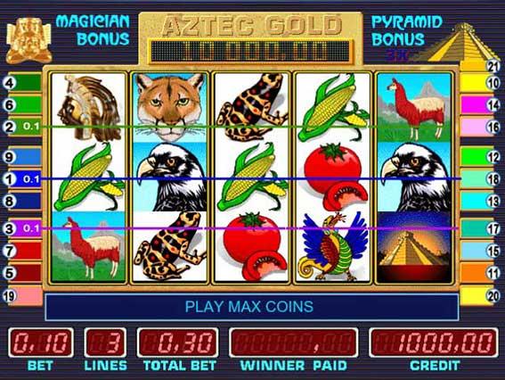 Игровые автоматы Aztec Gold играть без регистрации Всё о Казино